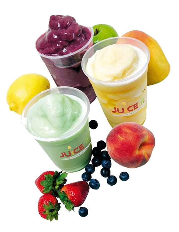 Juice It Fruits